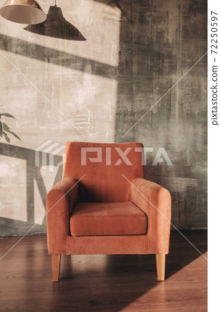 loft interior with chair 72250597