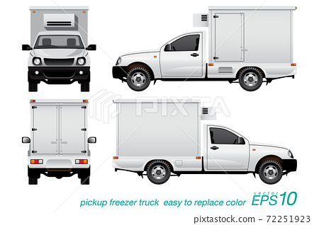 pickup freezer 72251923