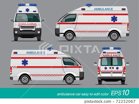 ambulance 01 72252067