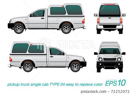 pickup sin 04 72252072