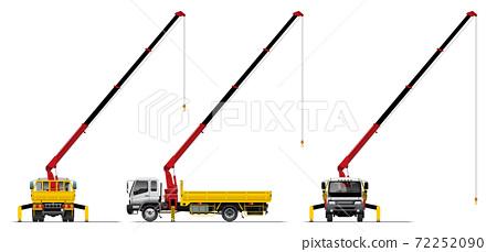 truck 24 72252090