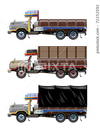 truck 18 72252092