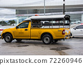 Pickup truck of Department of Highways 72260946