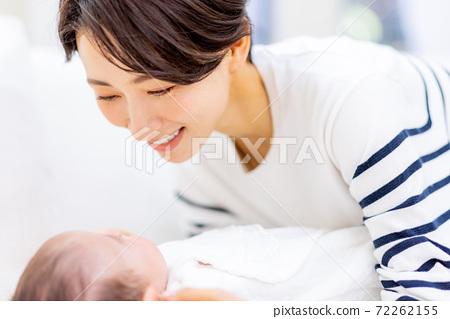 寶貝和媽媽 72262155