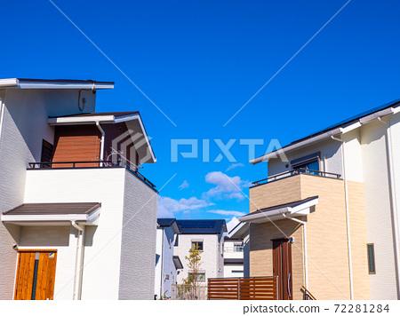 신축 주택 72281284