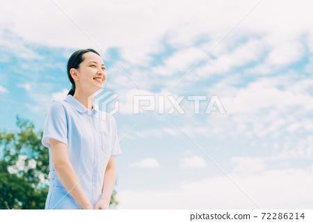 藍天和護士 72286214
