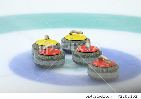 冰壺 72292102