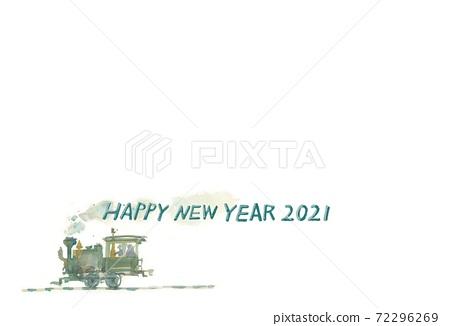 新年材料 72296269