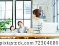 Telework family unity 72304080