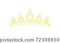 頭飾線描illustration_32 72309930