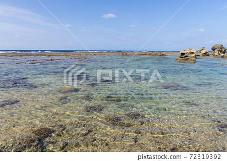 沖繩海邊 72319392