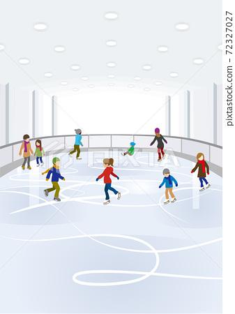 喜歡溜冰的人室內溜冰場 72327027