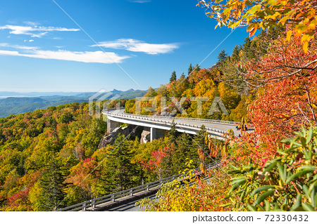 Grandfather Mountain, North Carolina, USA. 72330432