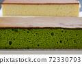 宇治抹茶Castella,Castell,糖果,零食,糖果,烤製糖果,Wasanbon,Zarame Sugar宇治, 72330793