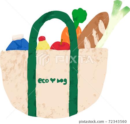 環保袋成分 72343560