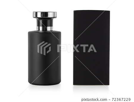Men perfume isolated on a white background 72367229