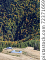 Fagaras Mountains, Romania 72371669