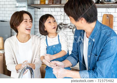 家庭洗手 72375482
