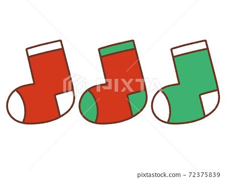 聖誕襪 72375839