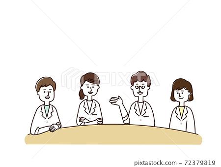 醫生會議(休閒) 72379819