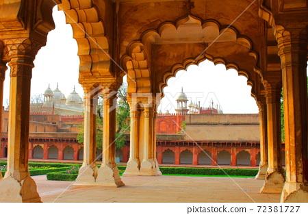 2012年印度之旅:2012年阿格拉城堡之旅 72381727
