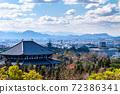 《奈良縣》東大寺/奈良都市風景 72386341