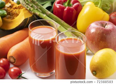 蔬菜汁 72388583