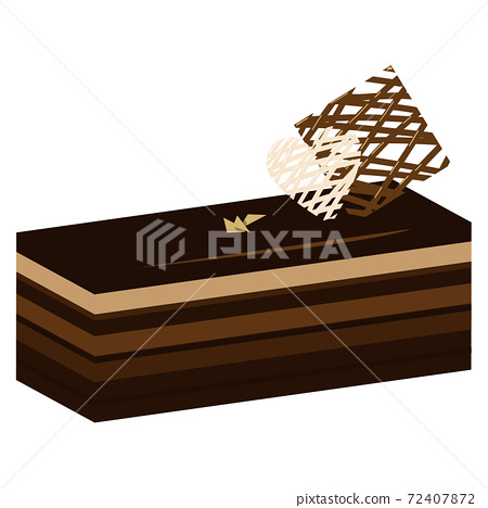 巧克力蛋糕 72407872
