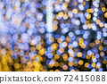 Colorful of bokeh background 72415088