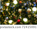 Colorful of bokeh background 72415091