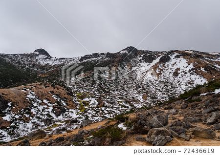 從深秋的足立塔拉山步道看 72436619