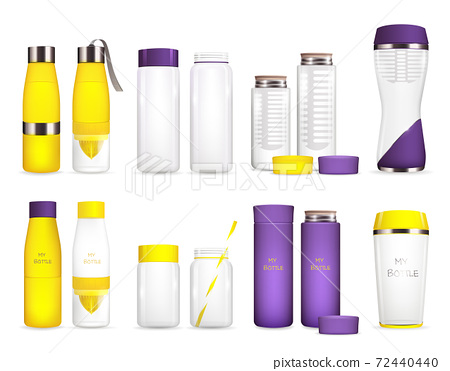 Water Cooler Bottles Set 72440440