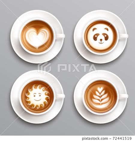 Latte Coffee Art Set 72441519