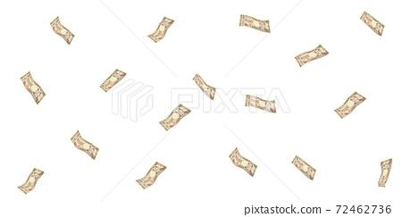 Image illustration of the new 10,000 yen bill 72462736