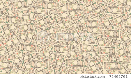 Image illustration of the new 10,000 yen bill 72462761