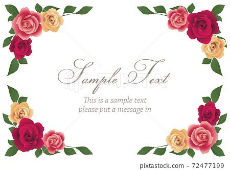 玫瑰角架(粉紅色) 72477199