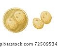 土豆的例證 72509534