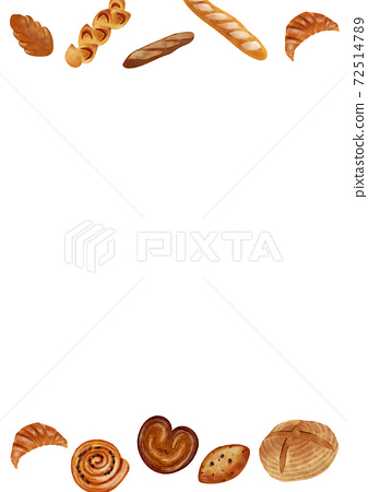各種麵包麵包背景01 72514789