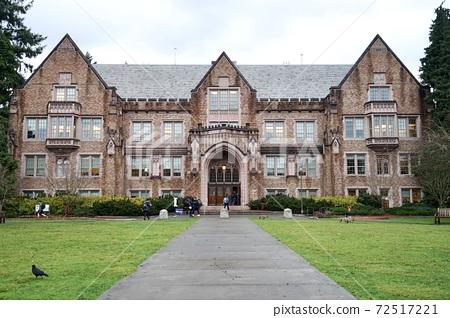 西雅圖華盛頓大學 72517221