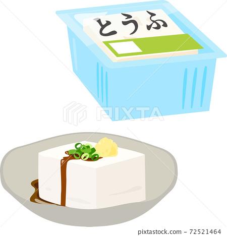 包裝豆腐和冷傢伙 72521464