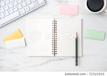 辦公室 筆記本 工作 模型 office table desk オフィス フリーランス 72522920
