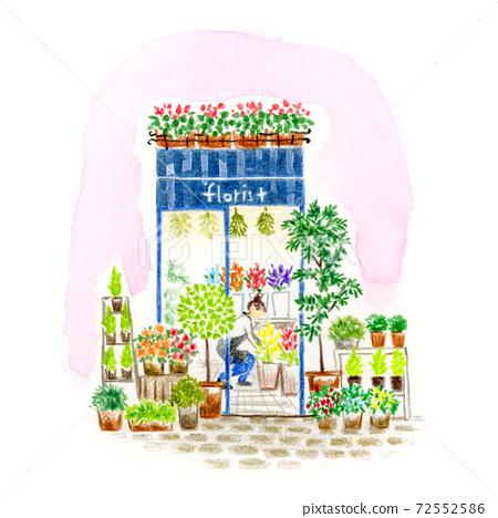 小花店 72552586
