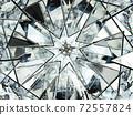 diamond structure star shape and kaleidoscope background 72557824