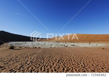 納米布沙漠死亡磨損 72560462