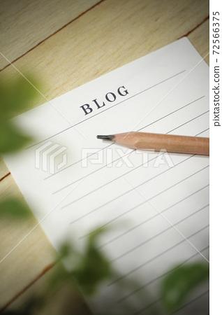 Write a blog 72566375