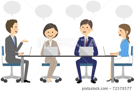 業務場景會議 72578577