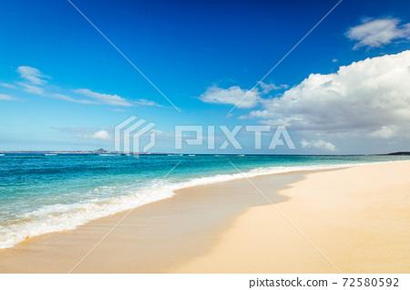 沖繩海灘 72580592
