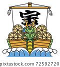 龍寶船 72592720