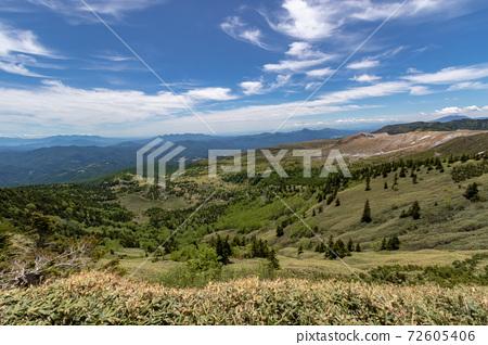 從澀鄉看吉永平和白蘭山 72605406