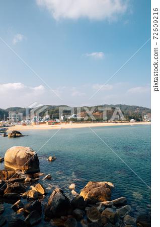 Jukdo beach in Yangyang, Korea 72609216